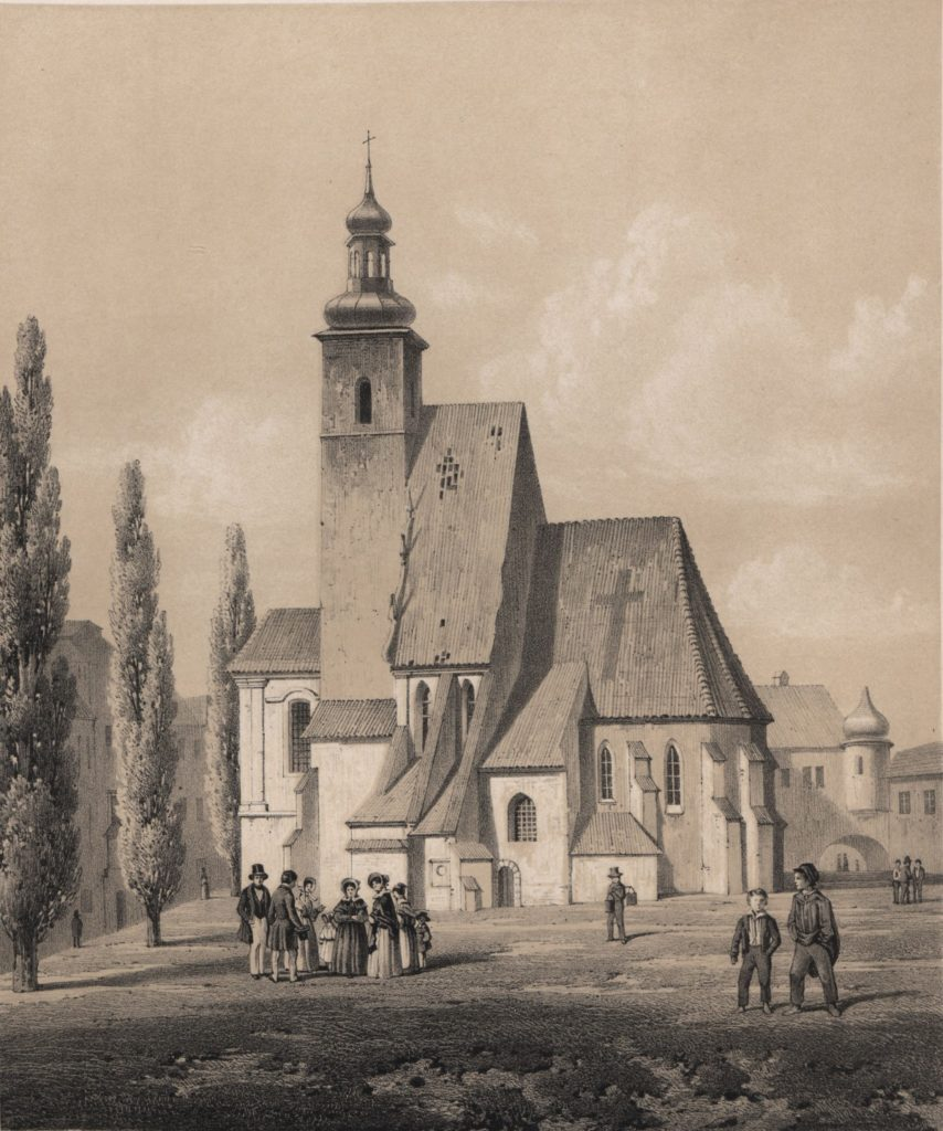 Kościół św.Michała.