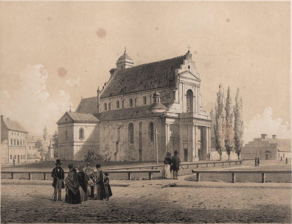 Kościół Bernardynów.