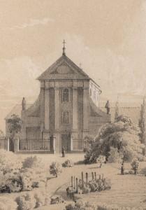 Kościół Kapucynów.