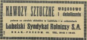 Głos Lubelski 30 sierpnia - reklama - Kopia