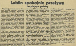 głos Lubelski 30 sierpnia pare akcji - Kopia