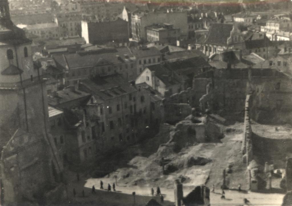 Niezwykłe zdjęcia Lublina zprzełomu 1939/1940 nastronie Biblioteki Cyfrowej Wojewódzkiej Biblioteki Publicznej im.Hieronima Łopacińskiego.