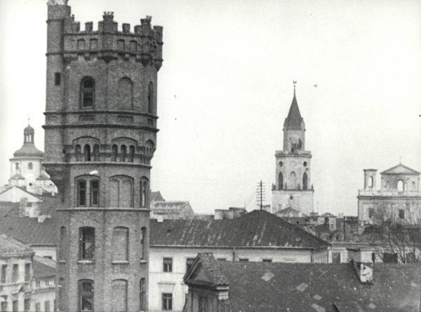 Lublin, okupacja niemiecka
