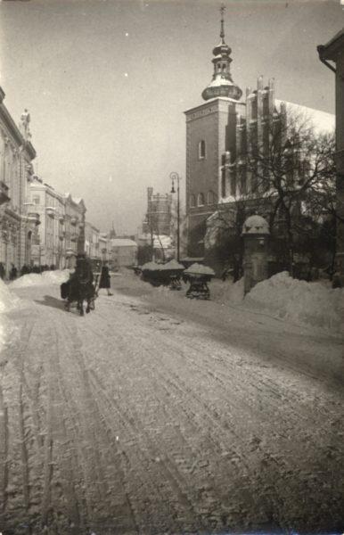 Narutowicza, Lublin, 1940