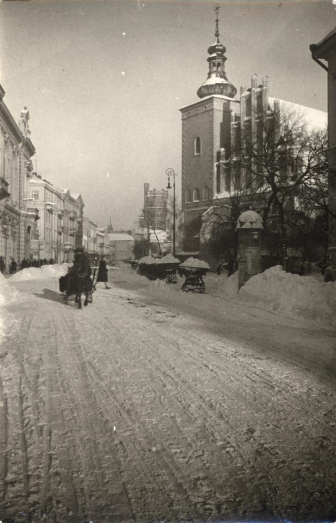 Organizacja samorządu miejskiego wlatach 1918 – 1939.