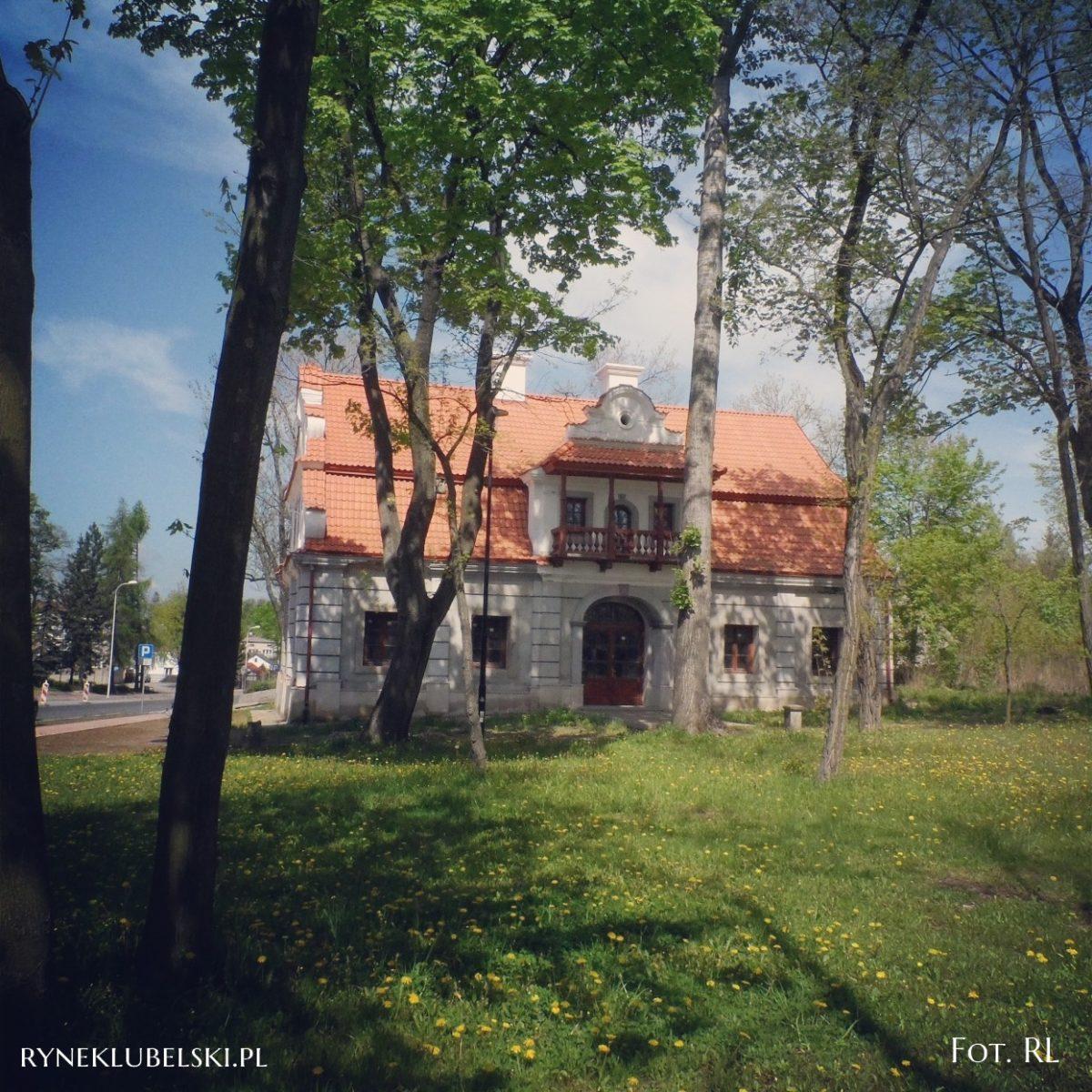 Zasoby historyczne dzielnicy Głusk