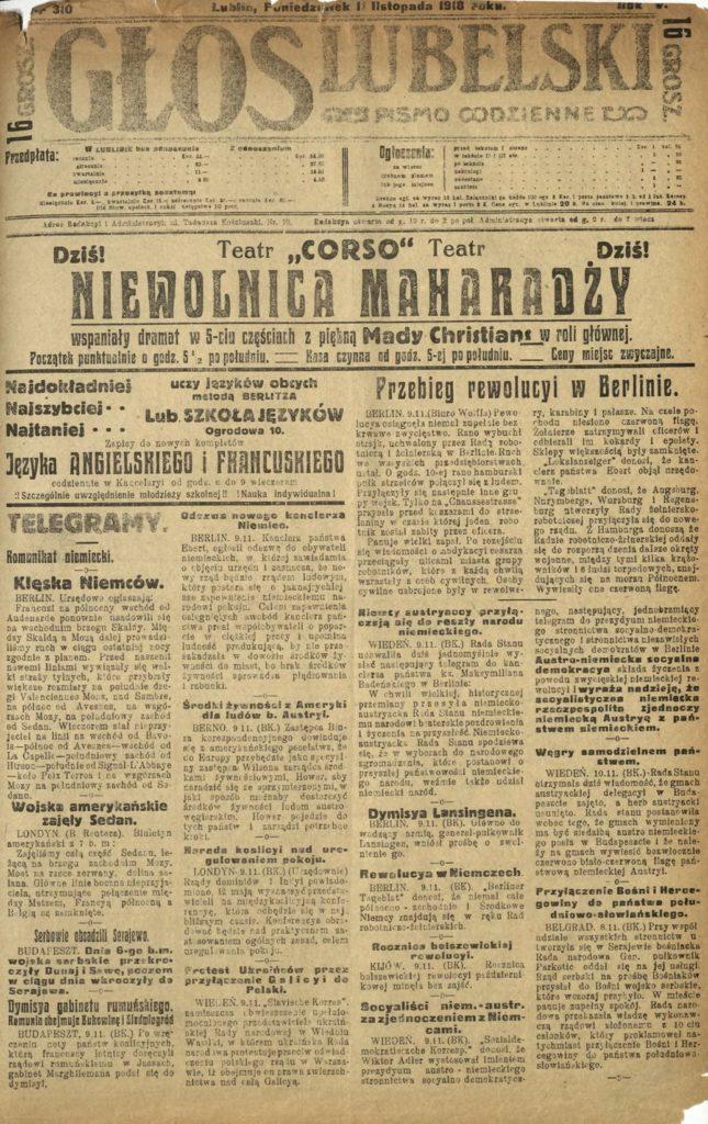CZAS_lublin1918