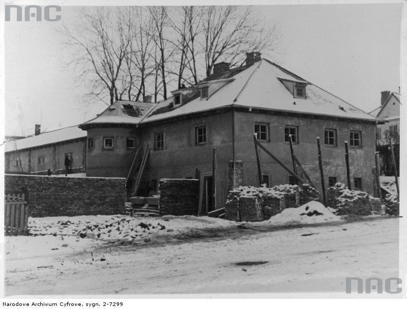 Gospoda Ulmen, 1940. Źródło: http://www.audiovis.nac.gov.pl, sygn. 2-7299