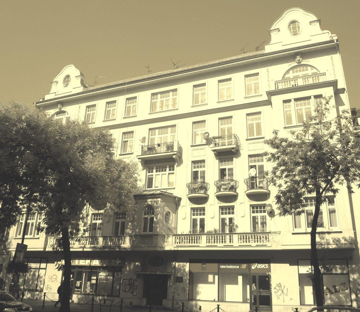 Prywatna Lecznica przy ulicy Krakowskie Przedmieście 49 (dawniej 47)