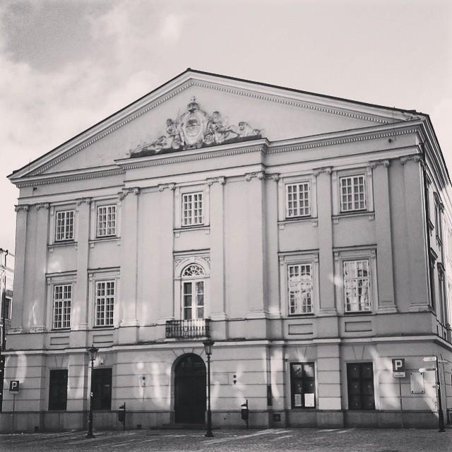 Trybunał koronny, widok współczesny @dorota.partyka via Instagram