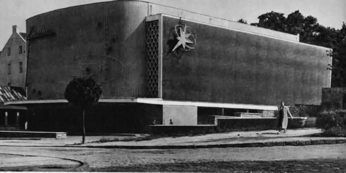 kino kosmos lublin, T. Chrzanowski