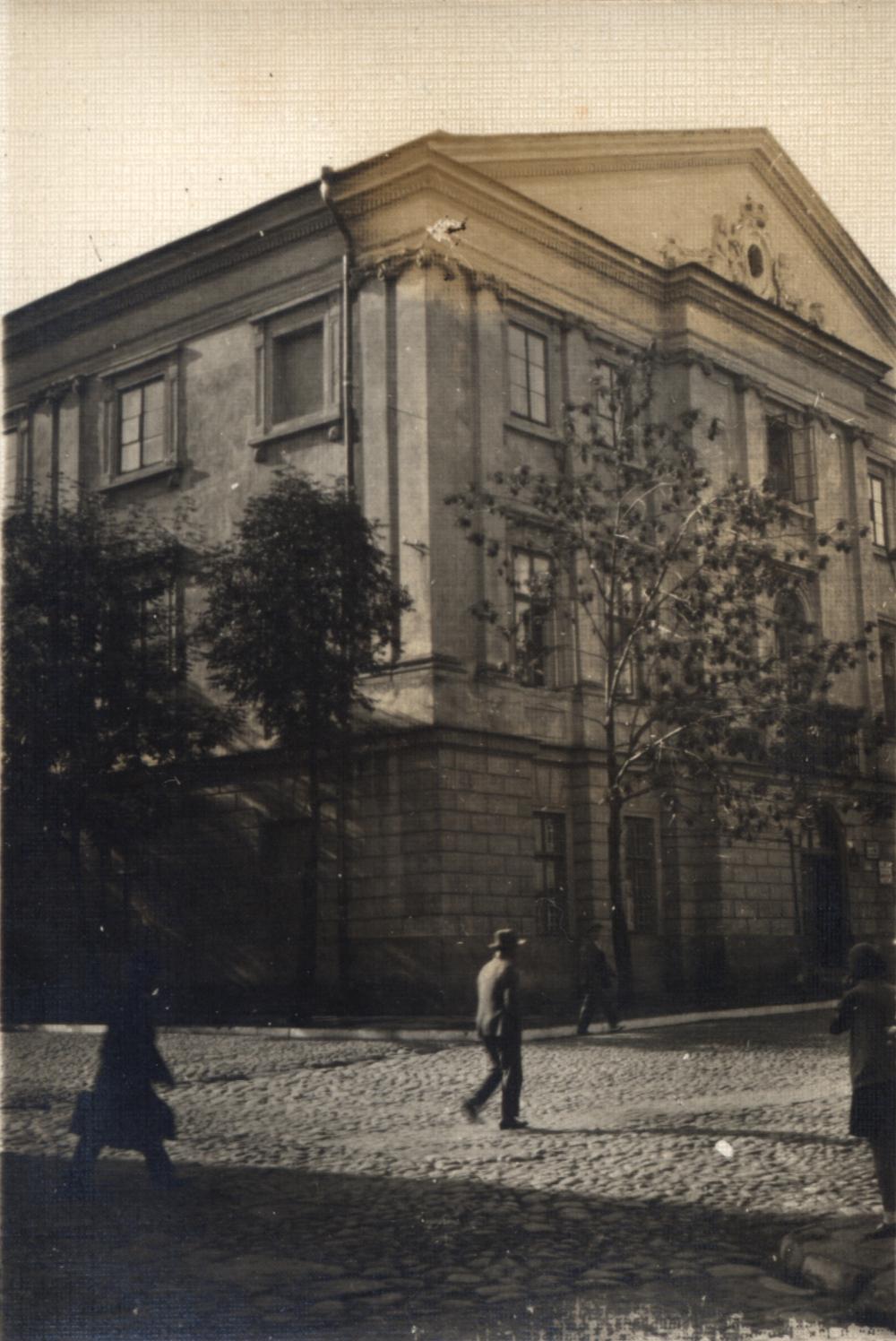Trudne początki Biblioteki Wojewódzkiej