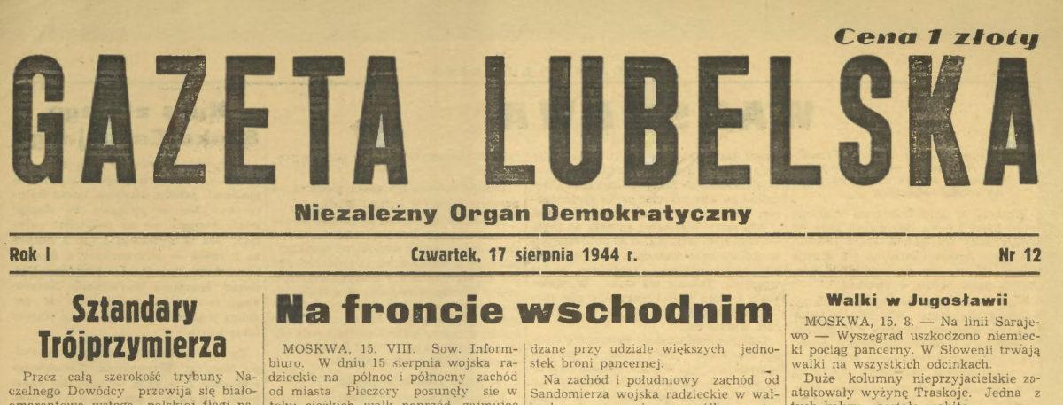 Jedyne takie… Święto Wojska Polskiego