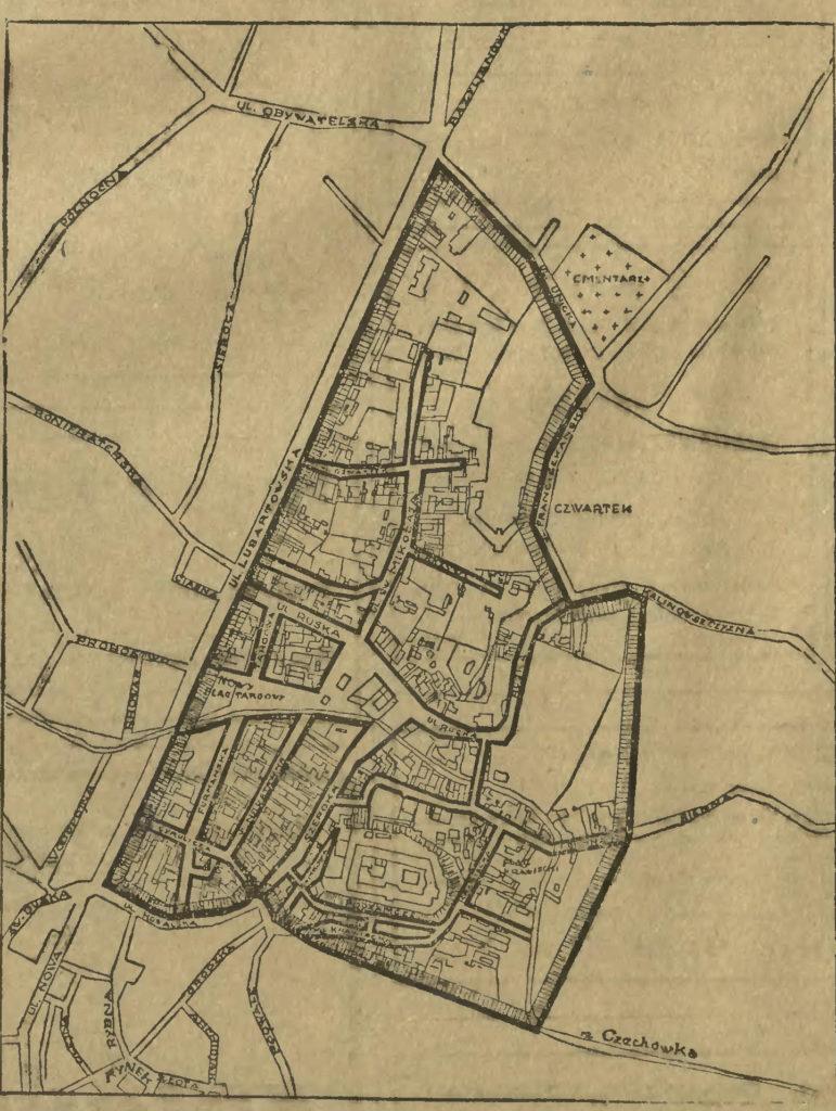 Getto Lublin 1941