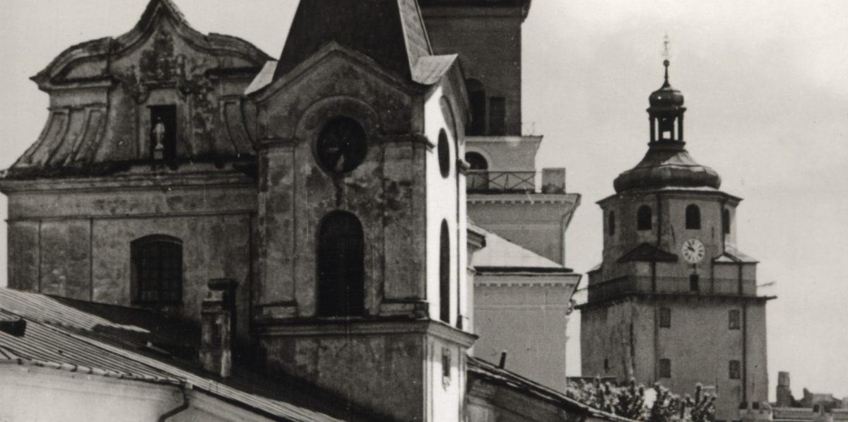 Krakowskie Przedmieście Lublin