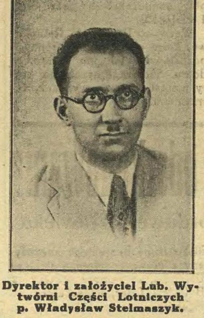 Władysław Stelmaszyk Lublin