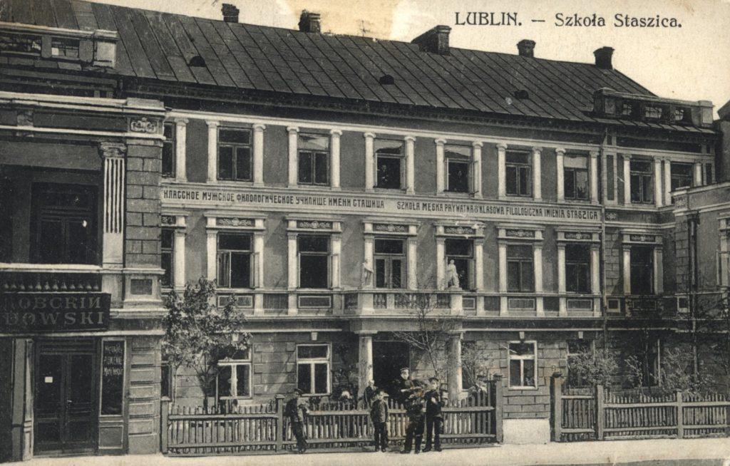 szkoła Staszica