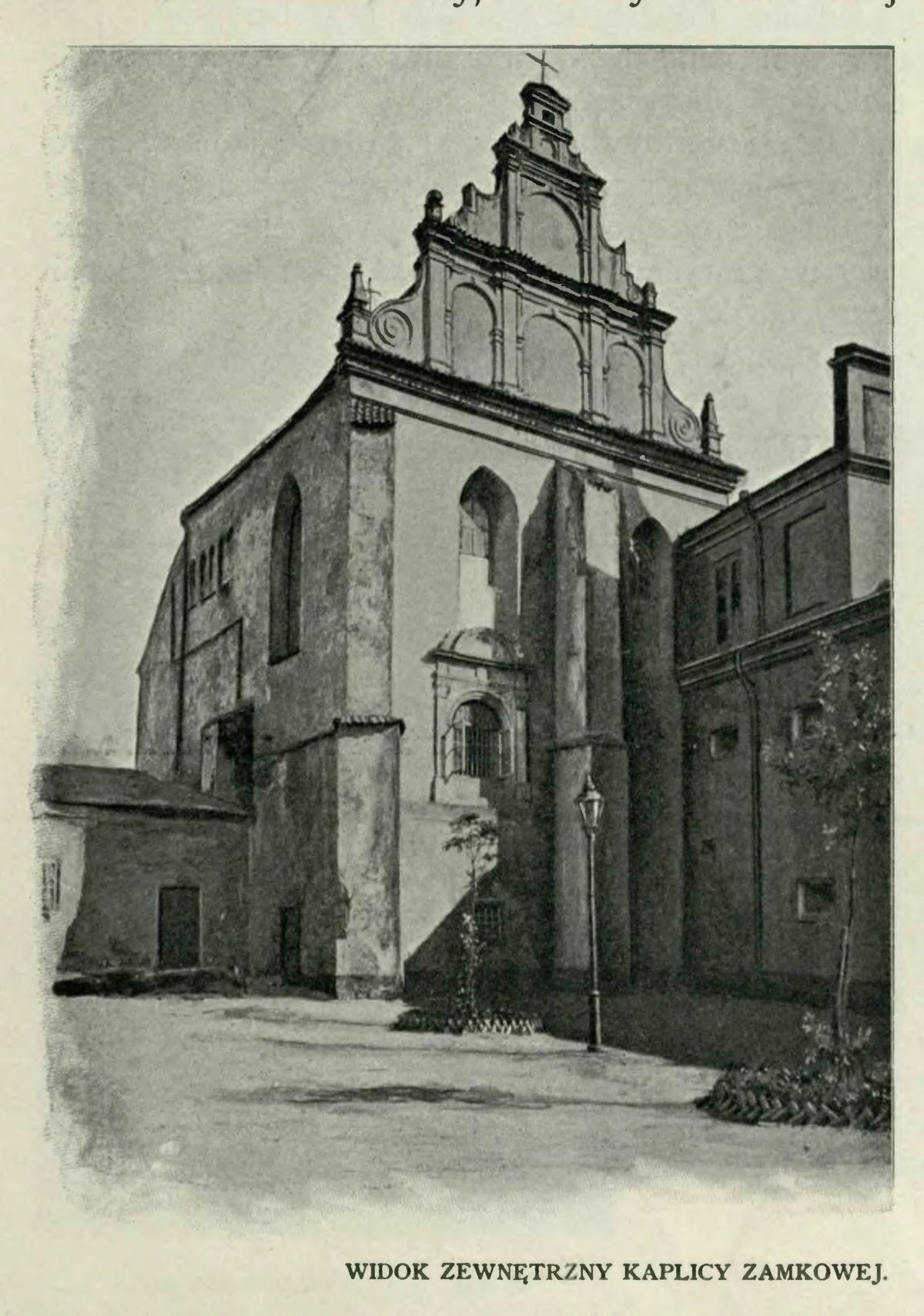 Kaplica Świętej Trójcy